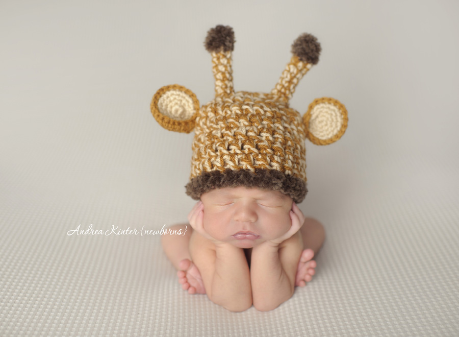 I dont know what it is about a baby in an animal hat but i love it every time taisley columbus ohio